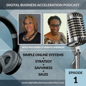 digital business acceleration podcast episode 1