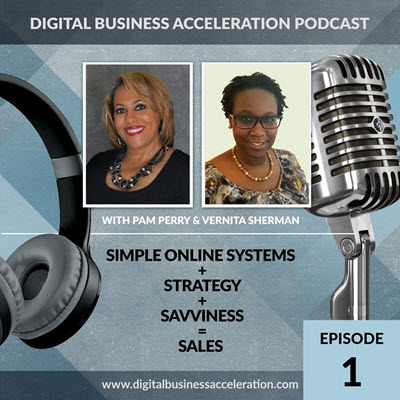 digital business acceleration podcast episode 1