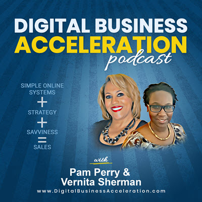 digital business acceleration podcast cover season 2